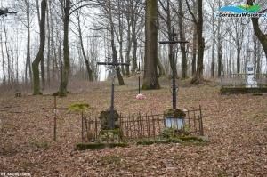 Cerkwisko i cmentarz greckokatolicki w Besku