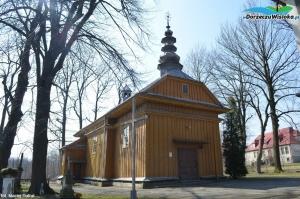 Dawna cerkiew w Sieniawie