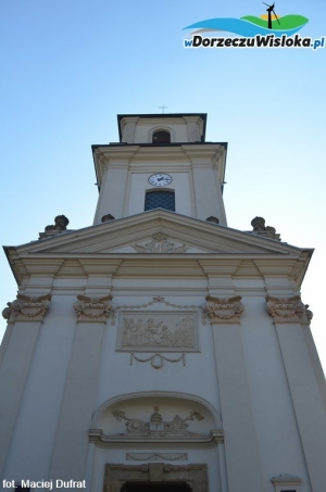 Kościół św. Wawrzyńca w Rymanowie