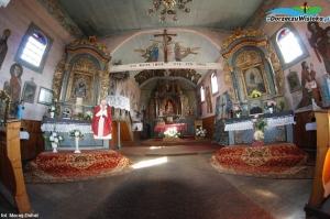 Kościół pod wezwaniem Narodzenia NMP w Króliku Polskim