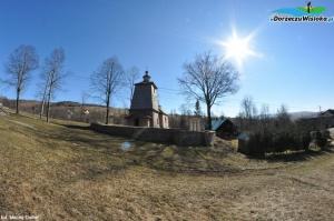 Dawna cerkiew pod wezwaniem Zaśnięcia Matki Boskiej w Bałuciance