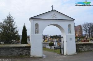 Cmentarz rzymskokatolicki w Besku