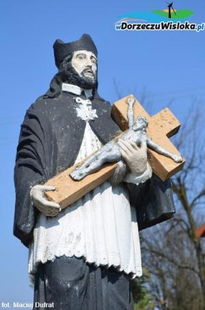 Kapliczka św. Jana Nepomucena w Ladzinie