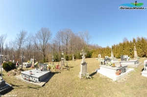 Cmentarz w Bałuciance